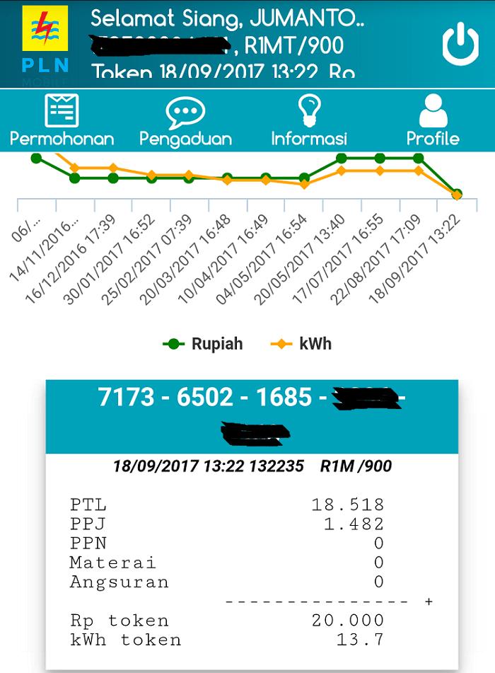 pulsa listrik gratis