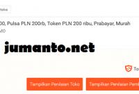 token listrik online
