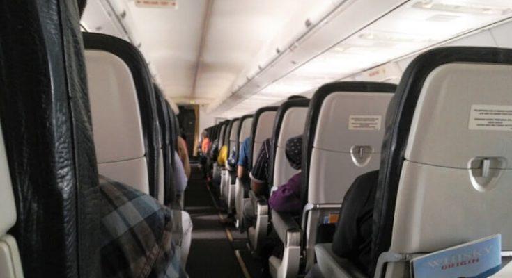 Fasilitas Pesawat Garuda Kelas Ekonomi